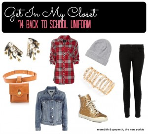 Fall Fashion_2014 Back to School Uniform