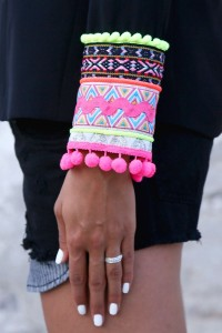 Bless This Mess Lavish Blazer Cuff